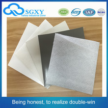 Factory outlets building materials 2.0mm PVC Reinforced waterproof membrane