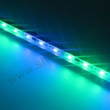 Programmable variable ic 6803 5050 rêve magique rgb led strip light bar