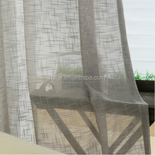 high quality voile fabric used hotel curtains for curtaina