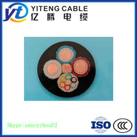 General Rubber sheath flexible cable with rated AC voltage