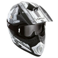 "Roemer ""Starcross"" Motorcycle Helmet for MX / Motocross / Enduro"