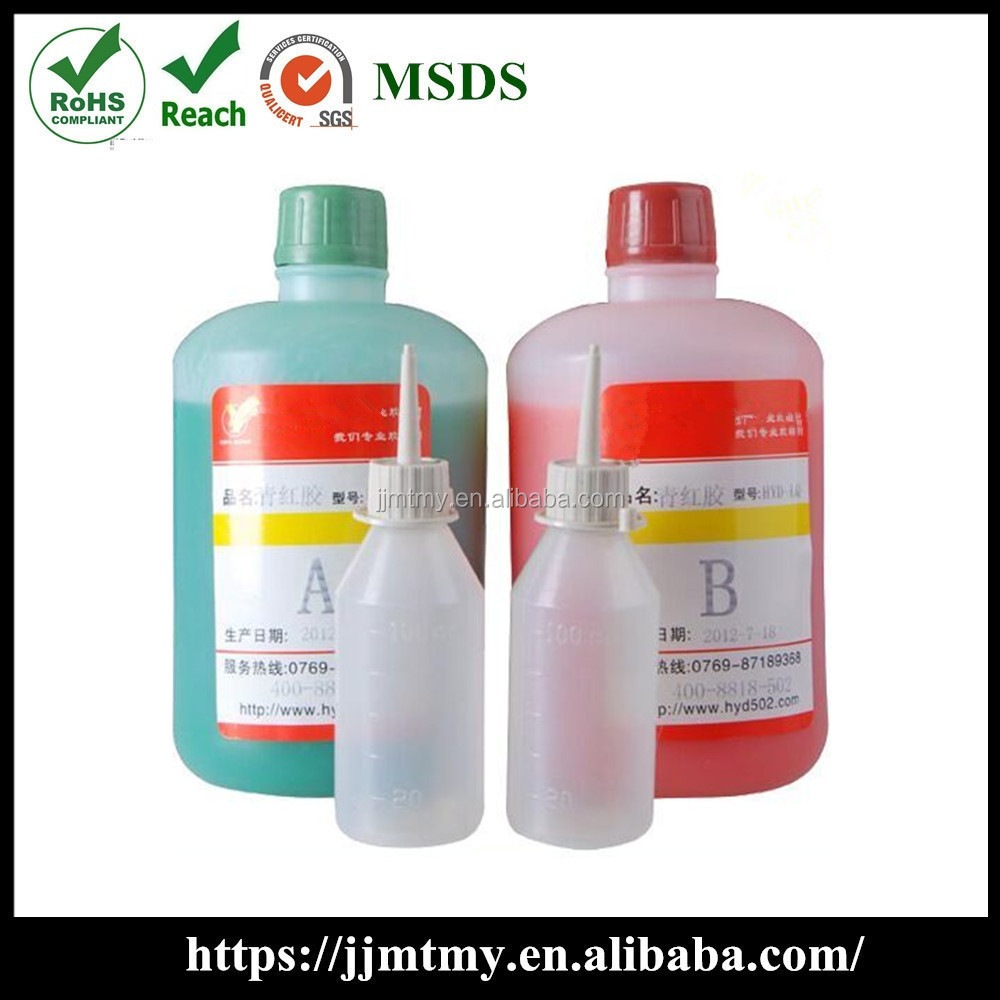 High Quality Fire Resistant Marine Epoxy Resin Steel Adhesive