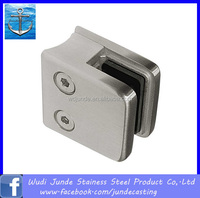 stainless steel ss304/316 glass clamp,balustrade fittings