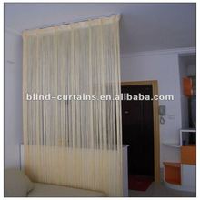 The latest noble string curtain high quality
