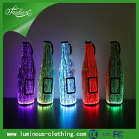 Glowing wine bottle cooler champagne bag wholesaler YQ-46