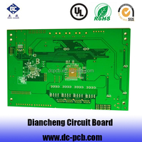 custom lcd tv circuit board pcb in shenzhen factory