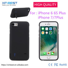 Power Supply External Battery Case For Iphone Phone Power Bank Case For Iphone 5 5S 6 6S 7 Plus From Shenzhen