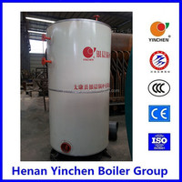 Hot sale sun steam boiler types with chimney from china manufacturers
