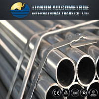 High quality galvanized steel pipe and welded steel pipe for scaffolding/greenhouse used galvanized pipe