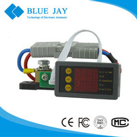 MTX105P-50S25 10-40V battery ampere and voltage meter, amp hour meter, battery SOC, with 25cm easy install kit