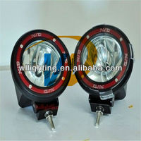 55W HID Work Light 12V IP67 For 4WD 4x4 Off road Lamp TRUCK BOAT TRAIN BUS car Work Fog light