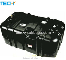 drum style fuel tank for truck