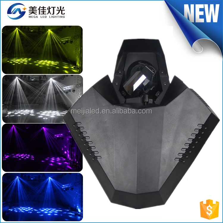 China led star effect led scanner spot 5r cob led stage light 200w dmx512
