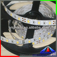 IP20 pure White Color 60led/M Flexible Sumsung SMD 5630 LED Strip