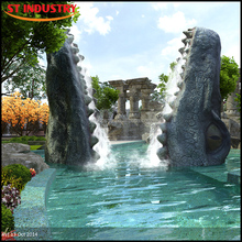 Chinese factory direct stylish Waterfall Fountain Landscaping artificial rockery