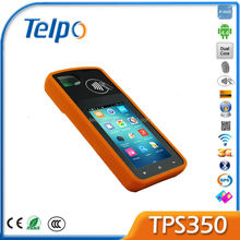 Telepower TPS350 Fit for E-ticket &E-voucher wireless pos terminal 3G android pos terminal with barcode csanner