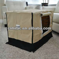 Domestic dog cage cover,pet cage cover