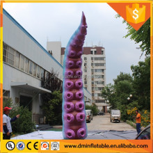 Super quality latest giant inflatable octopus tentacle