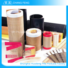 Anti-Sticking different open mesh size ptfe conveyor belt