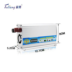 12v 24v dc to ac 500w 1200w tbe inverter