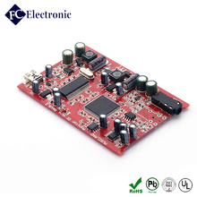 electronic fr4 pcb double sided board/2 layer Number of Layers fr4 PCB reverse engineering