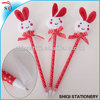 promotion gifts 2015 rabbit shape ball pen