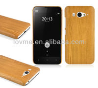 cheap light natural bamboo wooden pc hard phone case for iphone 5 5s 4 4s huawei y300 mate samsung 9500 s3