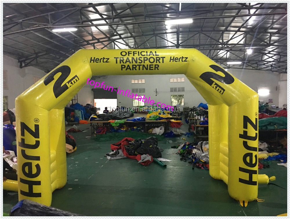 8m Event Inflatable Adertising Arch