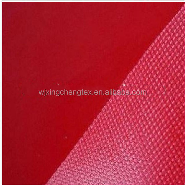 PVC coated tarpaulin fabric for truck cover