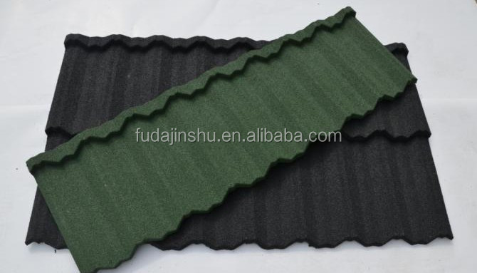 New China Kerala Stone Coated Metal Roof Tiles Price Cheap for Sale