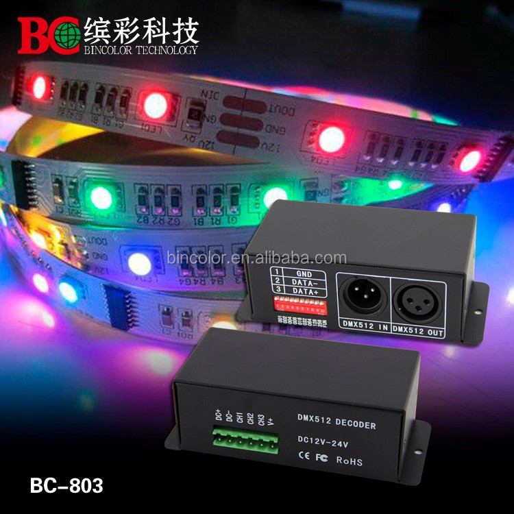 3 Channel LED Driver - DMX - 180W(360w)