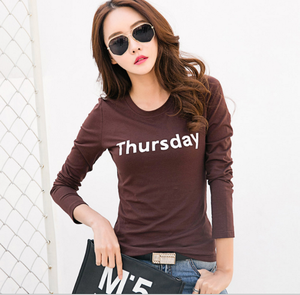 Summer autumn new style loose long sleeve women fashion casual shirt