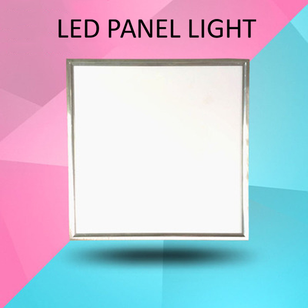 White or silver frame 36w 42w 45w 48w 56w 72w dimmable square LED suspended ceiling lighting panel 600x600 300x1200 600 x1200