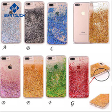 for iphone 7 liquid phone case , for iphone 7 bling bling mobile phone case , for iphone 7 following cell phone case
