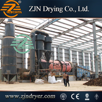 Durable Cheap New patented invention cow manure dryer machine