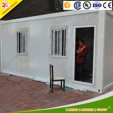 plc automatic prefabricated house luxury ytong shipping container homes with bathroom ready