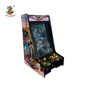Mini Pinball Machine With 160 Games With Coin Function Suitable For Family and commercial