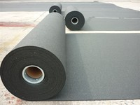 sound and shock absorption industrial rubber flor mat