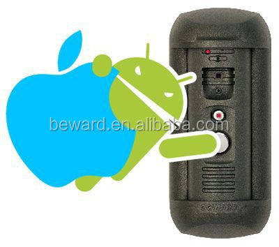 IOS&Android supported TCP/IP video intercom dz watch