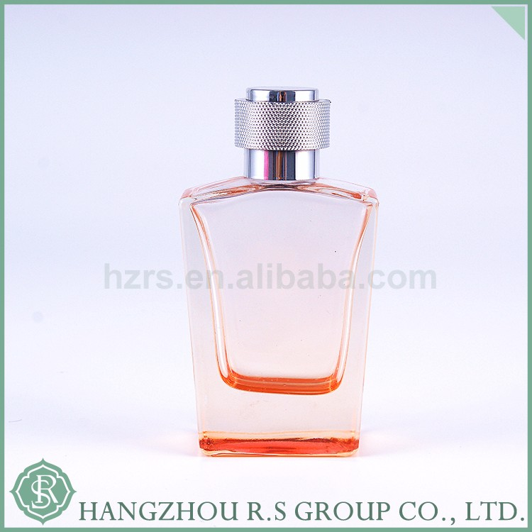 New Products Decorative Cheap Round Crystal Perfume Bottle