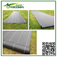 China black ground cover landscape fabric