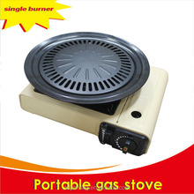 New design hot selling single burner gas stove price