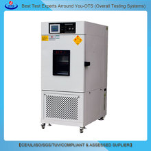 Fabrics Testing Manufacturers Material Test Machine Hot And Cooling Freezing Environmental Temperature Humidity Chamber