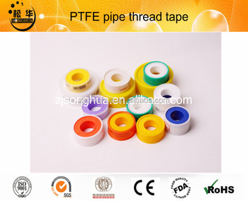 ptfe pipe thread tape