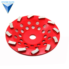concrete abrasive diamond grinding wheel