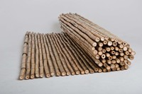 Natural Bamboo Fences