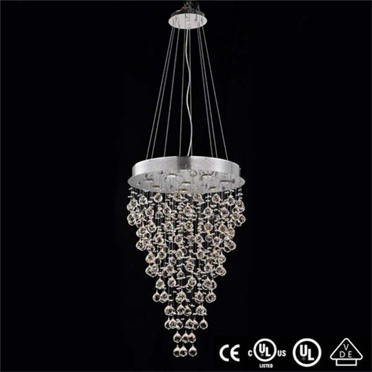 crystal lighting fitting closeout deals