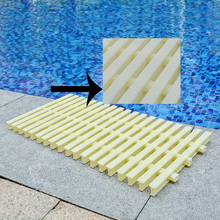 China Cheap AUV Swimming Pool Grid Pool Overflow Grating