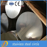 Tisco prime quality inox 310s stainless steel metal circle