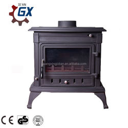 caboose pot belly coal stove or fireplace